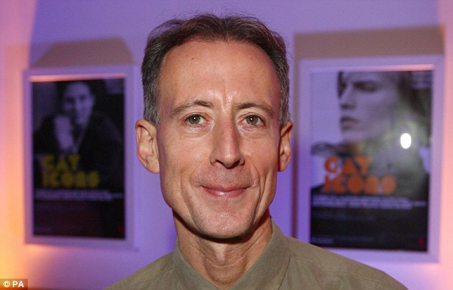 Peter Tatchell says: 'While I doubt that Elizabeth II is a raging homophobe, she certainly doesn't appear to be gay-friendly. Not once during her reign has she publicly acknowledged the existence of the LGBT community'