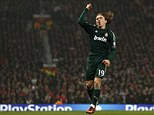 Luka Modric wants to join Manchester United from Real Madrid