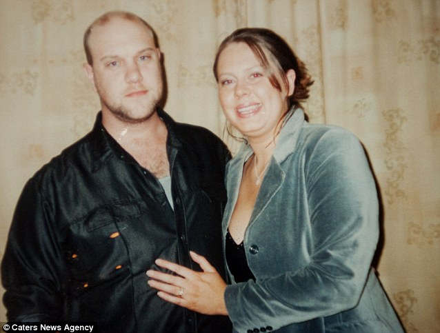 Michelle and Pete started piling on the pounds after Pete was released from hospital having suffered from cancer