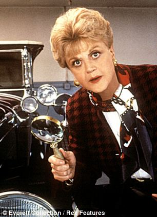 Angela Lansbury, here in Murder She Wrote, has let men in on a few home truths about marriage
