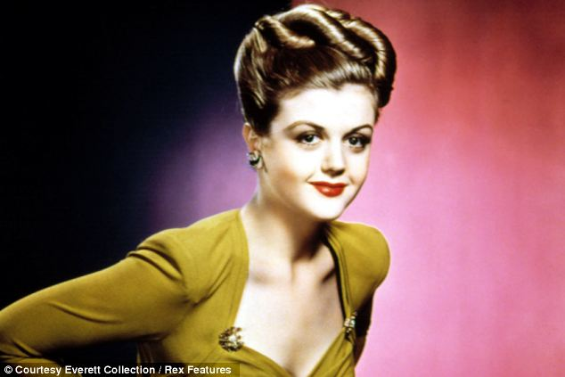 Angela Lansbury, pictured in 1946, shared her secret of marriage after being married to her own husband for 54 years