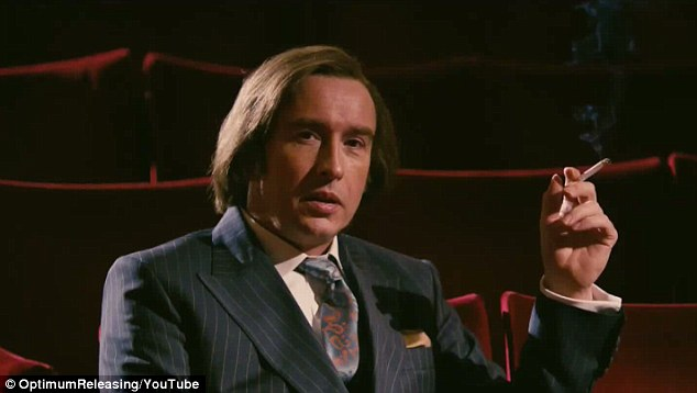 Forget Alan Partridge: Steve Coogan embodies Paul Raymond in the trailer for biopic The Look of Love