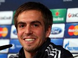 Philipp Lahm: The difference between Bayern Munich and Arsenal is enormous