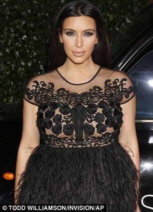 Socialites: The social security numbers and credit reports of Kim Kardashian and Paris Hilton were also exposed by the elaborate hack