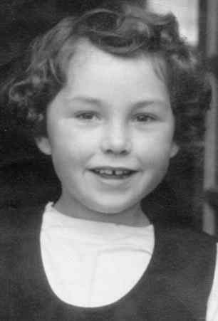 Jenny Lee Smith aged 6