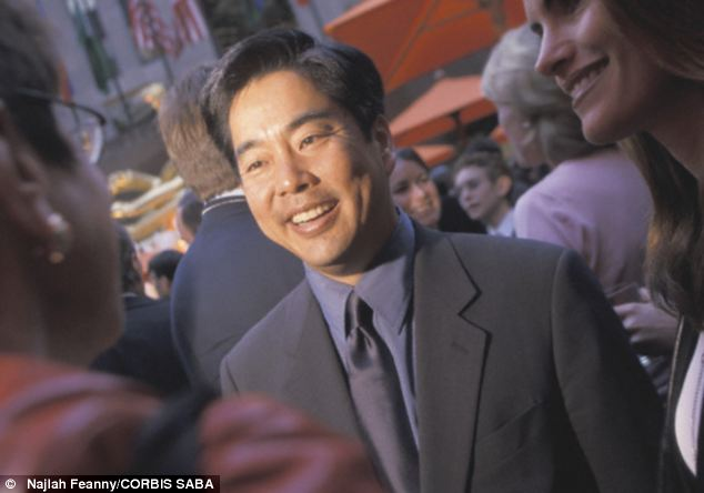 High-flyer: Mr Sassa, a single father-of-two, has worked in senior roles for other entertainment firms, including NBC
