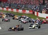 A ticket for Silverstone is more than double going to watch the Champions League final