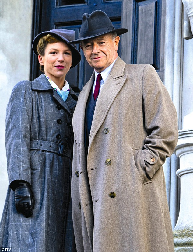 A new series of Foyle's War will see Foyle and loyal friend Sam in a new post War era as their worlds shift into those of MI5