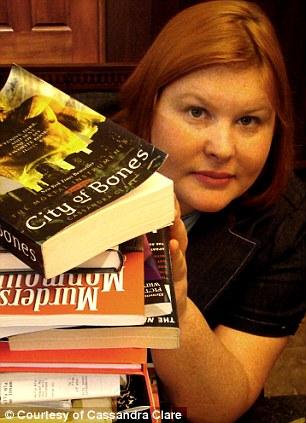 Fantastic: Best-selling fantasy author Cassandra Clare