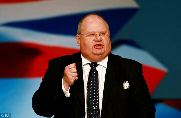 Communities secretary Eric Pickles's council in Brentwood has also failed to publish a planning plan