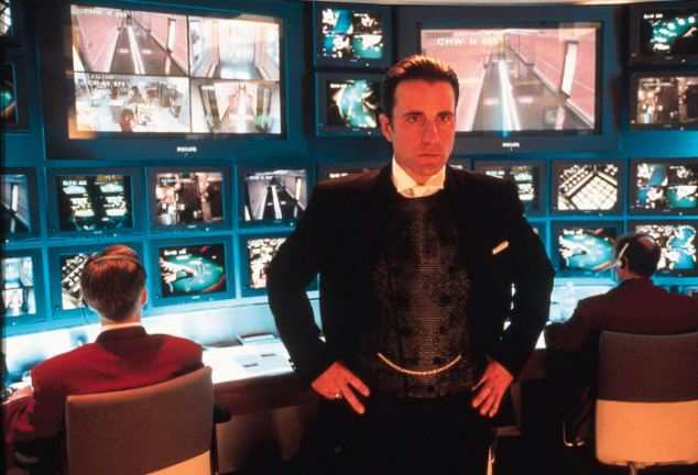 Tips: In the Hollywood comedy-crime caper film the crew of conmen also relied on infiltrating the security system at the Bellagio casino to fool the manager Terry Benedict played by Andy Garcia