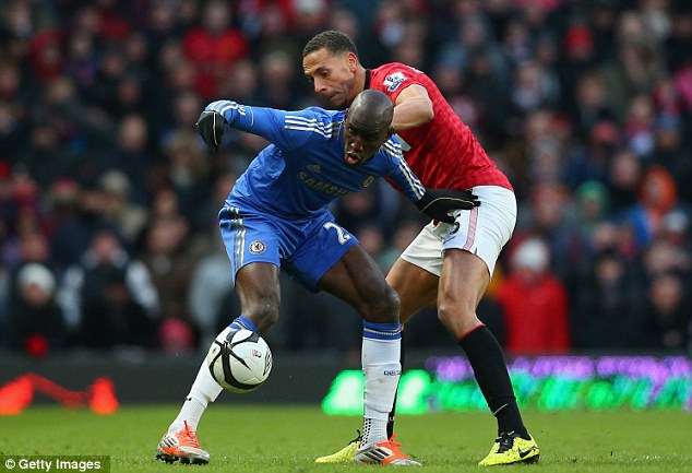 Let battle recommence: Chelsea and Manchester United will lock horns again on Monday, April 1
