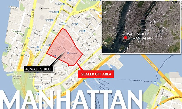Lower Manhattan: Wall Street is the home to the New York Stock Exchange, the world's largest - the area has some of Manhattan's tallest buildings and narrowest streets in the city