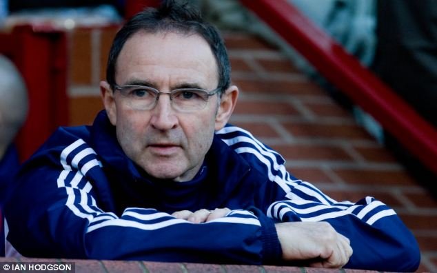 Hold your thought: O'Neill will wait until the summer to discuss the future of some of his players