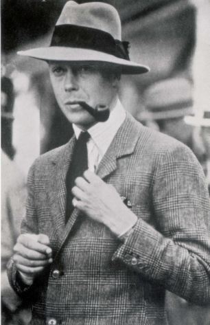 Prince of Wales, here in 1925, had met Marguerite in the last 18 months of the First World War while he was in the army in France