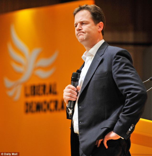 A Labour insider admitted part members had been won over in meetings by Nick Clegg