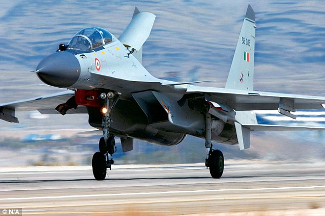The entire range of fighters from MiG-21s to Su-30 MKIs will take part in the exercise