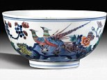 Antiques collector who sold prized Chinese bowl may have lost out on £150,000 after forgetting he had another that would have made lucrative pair