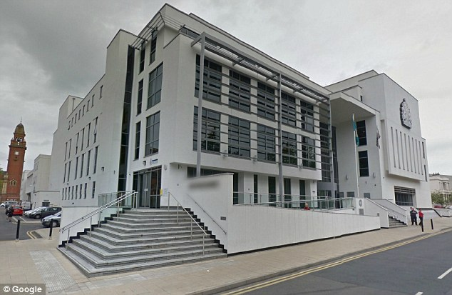 Mann pleaded guilty to a charge of manslaughter by reason of diminished responsibility at Leamington Justice Centre, pictured