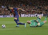 Arsenal on alert as Barcelona forward Sanchez edges closer to summer exit