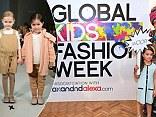 Global Kids Fashion Week AW13