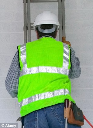They may be more commonly associated with workmen, but Australian spies will now have to wear high visability vests when they are at work