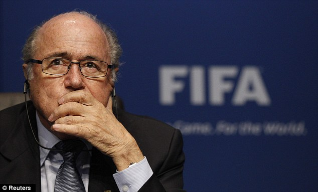 'Heart and soul': FIFA chief Sepp Blatter doesn't agree with Platini's plans for the Euros