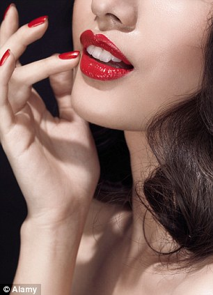 Top tip: For longer lasting lipstick, use a lip liner first