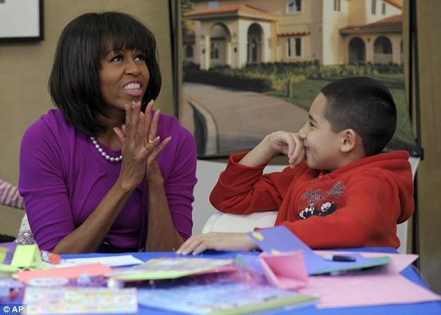 conversation with Michelle Obama