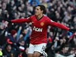 Juventus target Javier Hernandez if bid for Luis Suarez fails