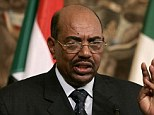 Sudan's president Omar al-Bashir accused of war crimes to stand down