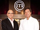Not so close: MasterChef's John Torode and Gregg Wallace admitted that they never spend time together after work