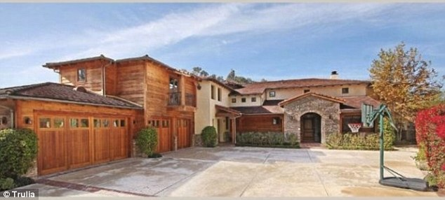 A bargain: LeAnn moved into her new house with husband Eddie Cibrian this week after scoring the mansion for a steal