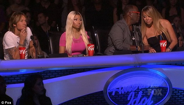Making their decision: But the judges decided against saving Paul