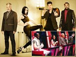 The Voice UK is back and with a new twist say judges Danny O'Donoghue and Will.i.am