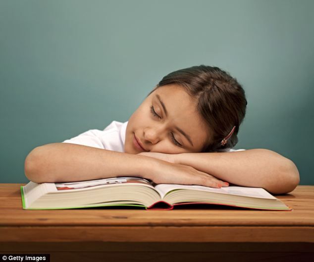 Research has highlighted that chronic sleep deprivation among teenagers is leading to depression, self-harm and poor performance at school