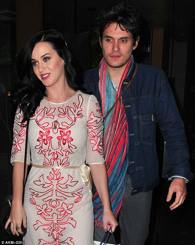 Going their separate ways: It emerged earlier this week Katy Perry and John had split for a second time