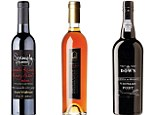 Wine that goes with chocolate? There are a few...