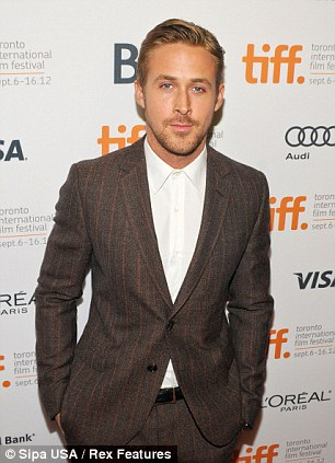 Flattery works: Pierre created an ad on Craigslist saying that she was looking for her future Ryan Gosling (pictured) in a bid to stroke her suitors' ego