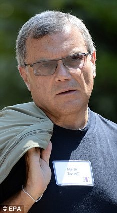 Unapologetic: Sir Martin Sorrell