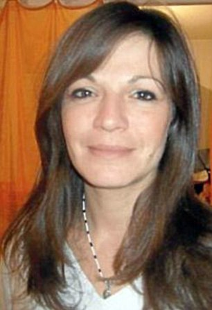 Trial: Mrs Serrano suffered from nervous depression after she discovered her daughter was not biologically hers