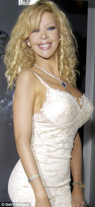Model Alicia Douvall leaves the National Glamour Day Party at Tantra on September 8, 2003