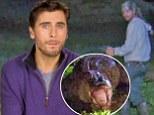 Scott Disick goes alligator hunting on Kourtney & Kim Take Miami