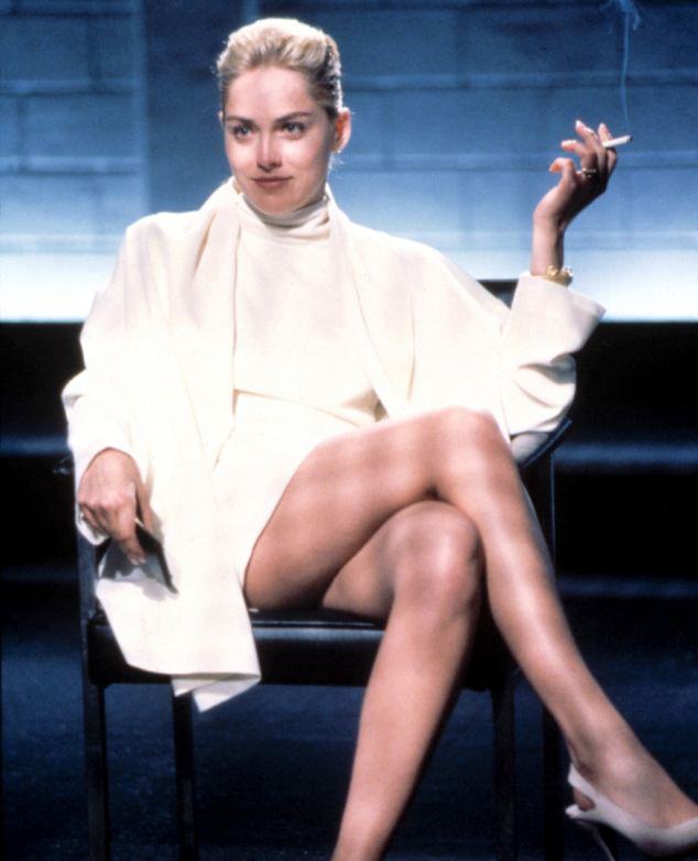 Sexually explicit movies like Basic Instinct, starring Sharon Stone, are no longer popular, with movie-goers preferring more wholesome scripts