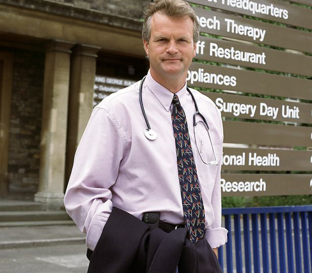 Former Casualty actor Clive Mantle has had part of his ear bitten off in an alleged attack in Newvastle