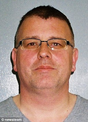 Jailed: Darren Purchase has been imprisoned for abusing a series of young victims