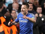 Fenerbahce target John Terry for summer transfer from Chelsea