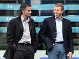 Jose Mourinho close to returning to Chelsea as he becomes Roman Abramovich's chosen one