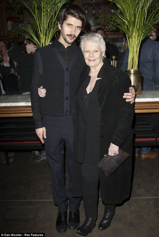 Peter And Alice: Ben Whishaw and Dame Judi Dench play the lead roles in John Logan's newest play