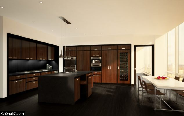 Location: It will be managed by the Park Hyatt hotel brand and overlooks Central Park